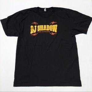 Dj Shadow The Outsider Tee